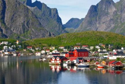 Hammerfest (Norvège) -