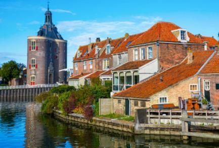 Amsterdam - Hoorn - Enkhuisen - Pays Bas
