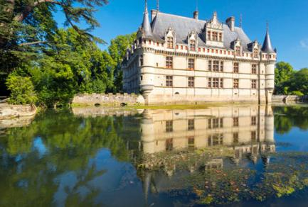 Bouchemaine (2) - Chateaux de la Loire - Ancenis - France