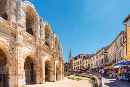 Arles (2), La Camargue -