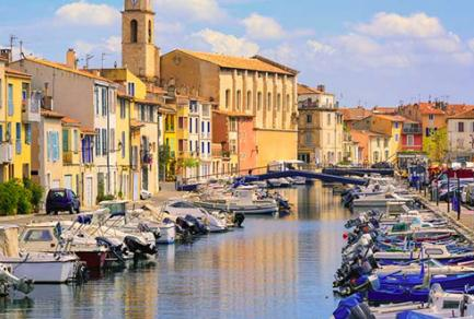 Arles - Port-St-Louis - Martigues (2) -