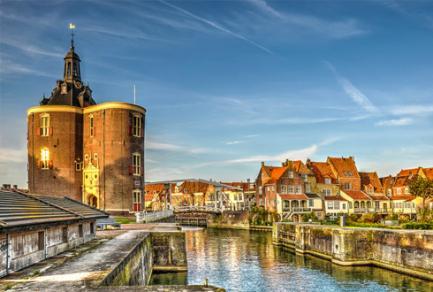 Amsterdam - Hoorn - Enkhuizen -