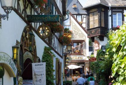 Coblence - Rüdesheim (ass) -