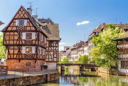 Budapest - Strasbourg -