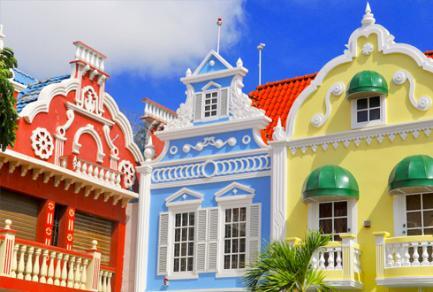 Oranjestad (Aruba) - Pays-Bas caribéens