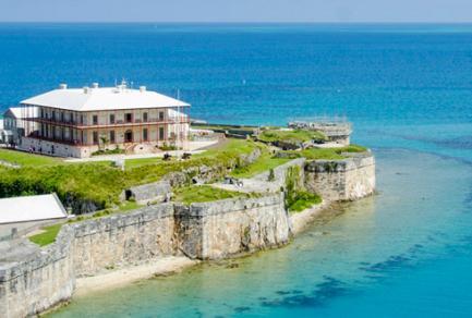 Bermudes (Port militaire de la Royal Naval)  - Bermudes