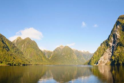 Doubtful Sound - Nouvelle-Zelande