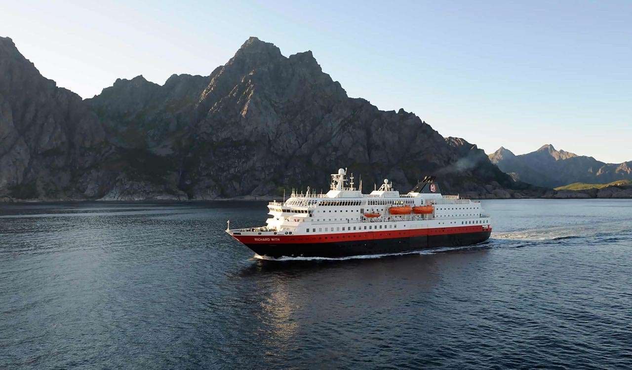 >DESTOCKAGE croisieres Voyage Classique aller-retour Bergen Kirkenes Bengen
