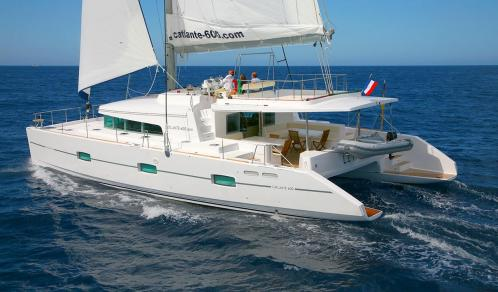 Catamaran Catlante 600