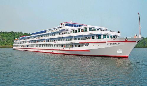 MS Kronstadt  (ou similaire)