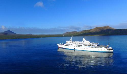M/V Galápagos Legend