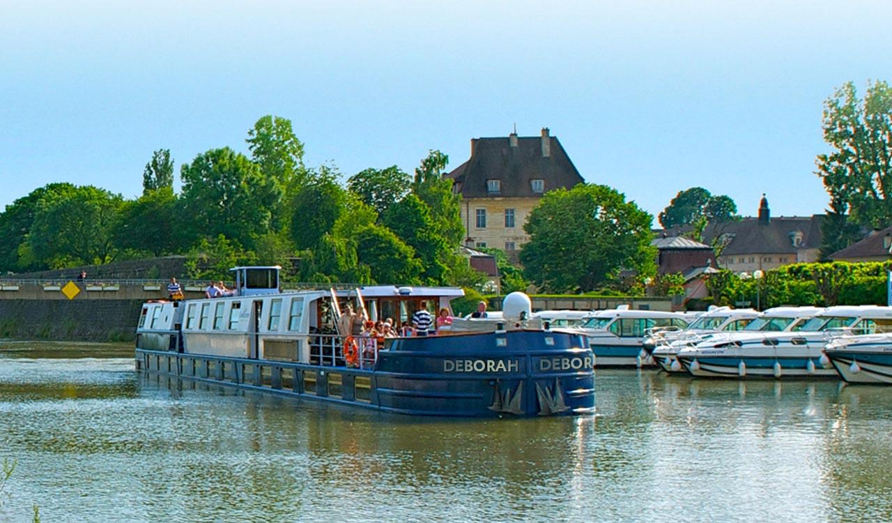 >DESTOCKAGE croisieres.FR Découverte du canal Loire