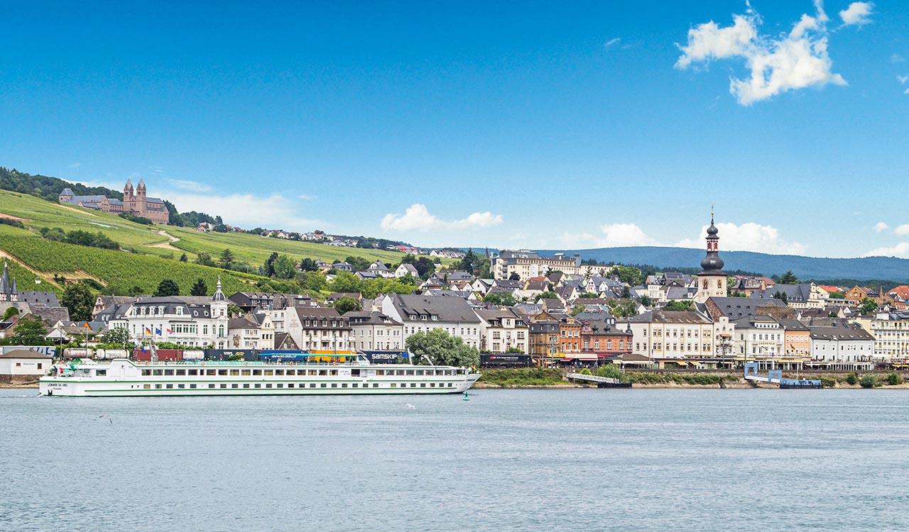 >DESTOCKAGE croisieres.FR Weekend Show  On The Rhine:Musical (SHO_MUS)