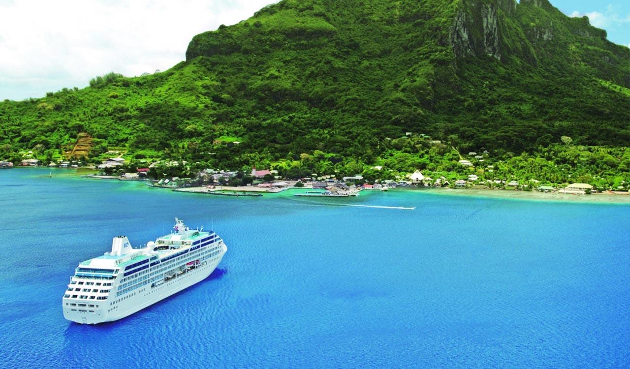 >DESTOCKAGE croisieres.FR Journée Tahiti, Amérique du Sud et traversée du canal de Panama