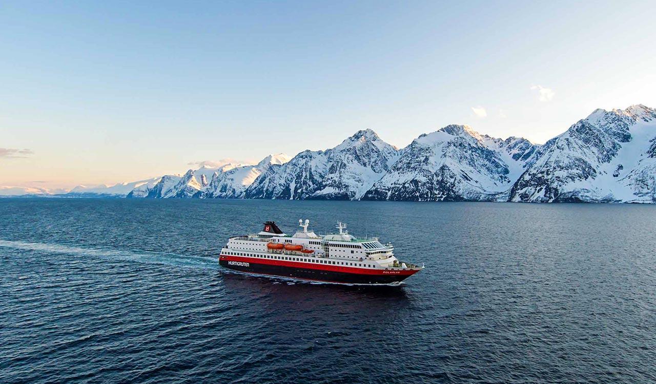 >DESTOCKAGE croisieres.FR Voyage Classique : Bergen - Kirkenes - Bergen