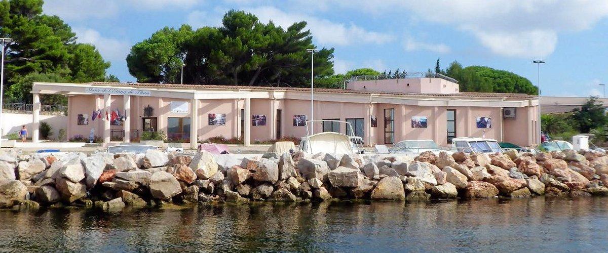 Le musée de l'étang de Thau