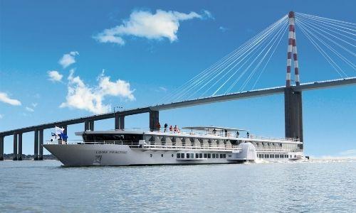 bateau de croisière CroisiEurope