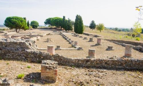 Vestiges du passage des Romains à Aléria