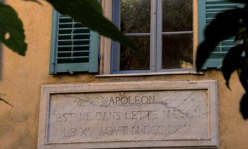 Façade maison Napoléon