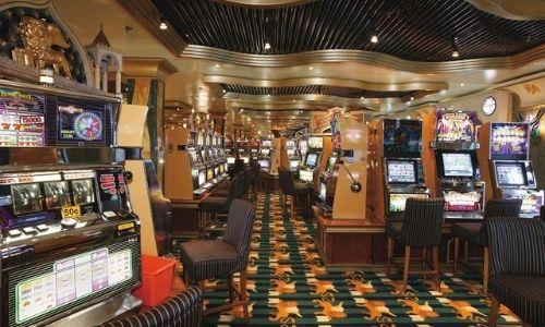 Casino du bateau Costa Mediterranea