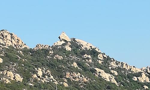 Le rocher du Lion de Roccapina