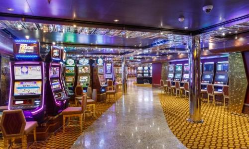 Casino au sein du bateau