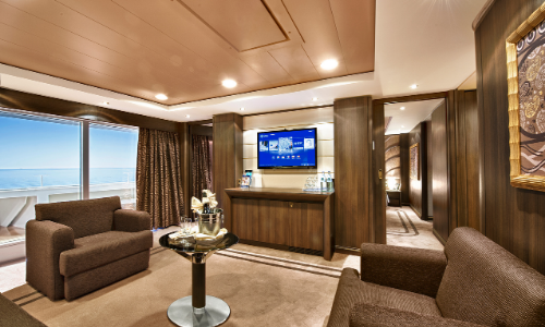 Une suite du Yacht Club