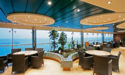 Lounge Msc Fantasia
