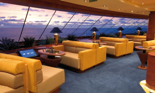 Le Yacht Club du MSC Fantasia