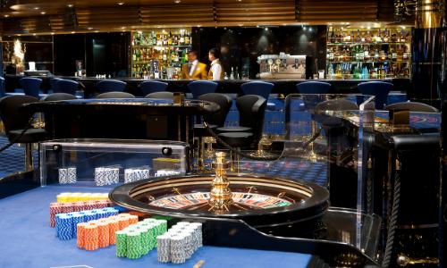 L'Atlantic City casino