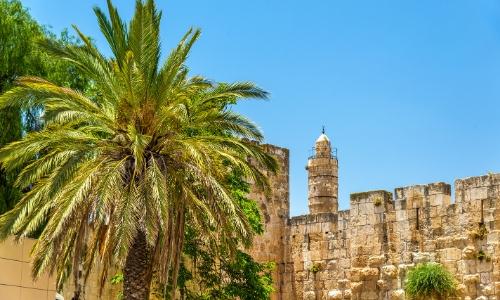 Tour de David, citadelle de Jérusalem