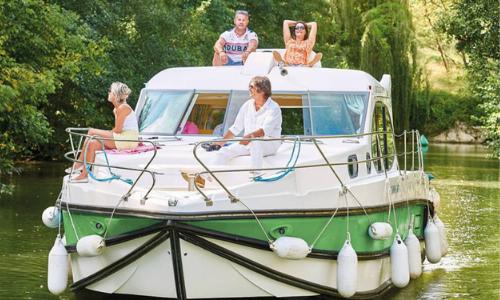 Le bateau Nicols Green