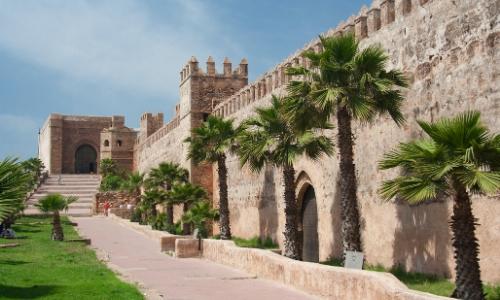 La vieille ville de Médina et ses remparts