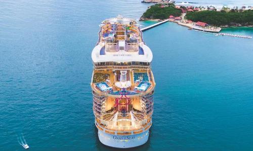 Le navire de croisière le plus grand du monde