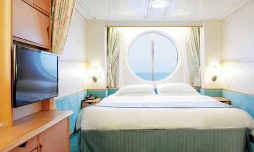 Cabine intérieur de l'Adventure of the Seas