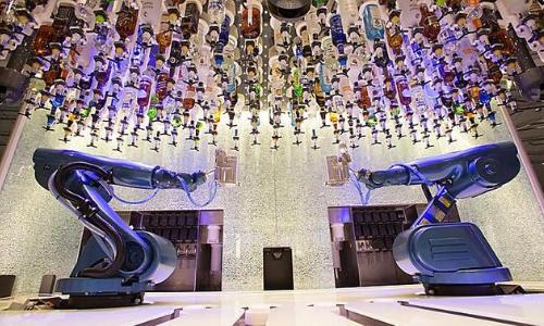 Le bionic bar