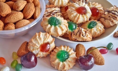 pâtisseries siciliennes aux amandes
