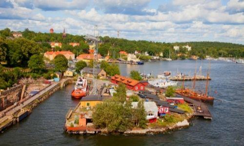 quai de Stockholm