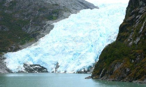glacier au Cap Horn