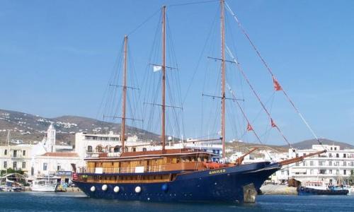 Le navire Celebrity Cruises Galileo