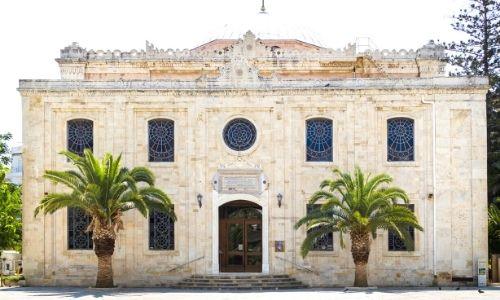 Magnifique bâtisse d'Heraklion