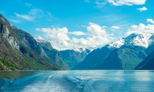 Fjord d'Europe du Nord