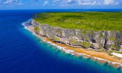 L'atoll surélevé de Makatea