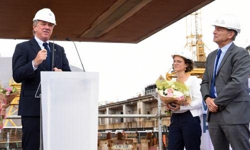 Pierfrancesco Vago, Président Exécutif de MSC Croisière