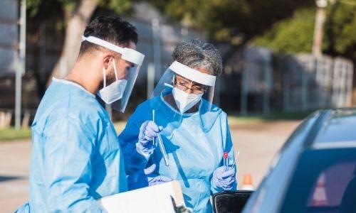 Des mesures sanitaires prises et des test faits aux passagers avant la croisière